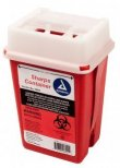 Dynarex - 1 Quart Sharps Container (CASE) 60 Per Case