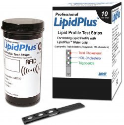 Lipid Plus - Lipid Profile and Glucose Measuring System