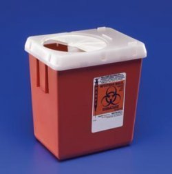 Covidien/Kendall Stackable Sharps Containers (EACH)