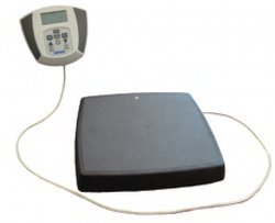 Health O Meter Digital Floor Scale - Heavy Duty Remote Display - 752KL