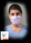 Kimberly Clark KC100 Procedure Mask
