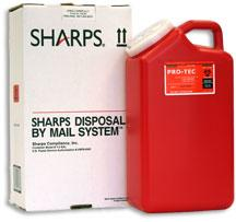 Sharps by Mail