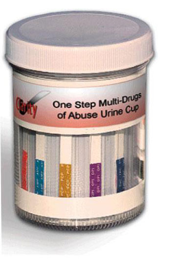 Clarity Drugs of Abuse Test Kit