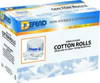 Cotton Rolls (Defend)