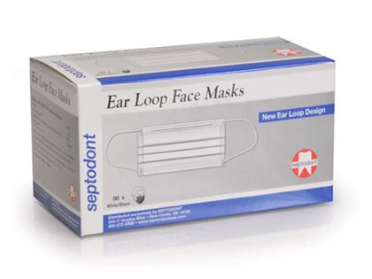 Septodont Ear Loop Face Mask