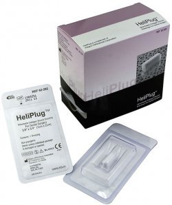 HeliPlug - Absorbable Collagen Wound Dressing