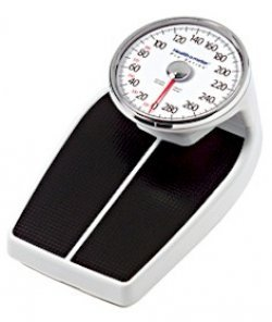HealthOMeter 160LB Large Dial Mechanical Scale