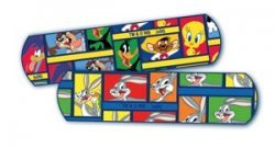 Stat Strip Looney Tunes Bandages