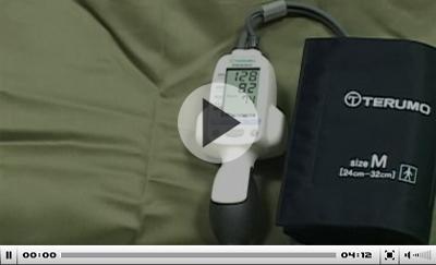 ELEMANO® Portable Blood Pressure Monitor More Info