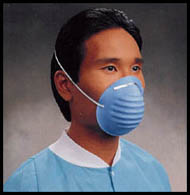 Kimberly Clark Tecnol Cone Surgical Mask