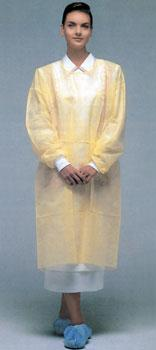 Isolation Gown - PE Coated