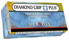 Microflex Diamond Grip Plus Powder Free Textured